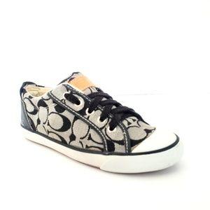 Coach Barrett Women's 5 M signature Sneakers Shoes
